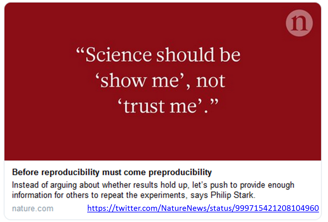 How To Increase Reproducibility And Transparency In Your