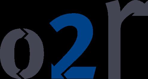 o2r logo